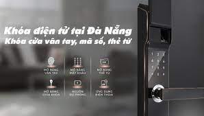 Khóa cửa thông minh tại Đà Nẵng – Viro Smart Lock Đà Nẵng – Vinbom Blog