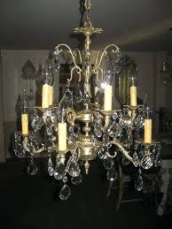 rewire chandelier arms awesome large antique s ivory glass ceiling light how to a elegant brass