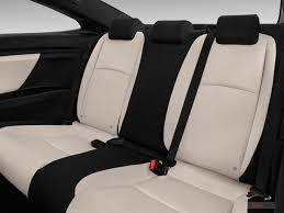 2017 honda civic rear seat