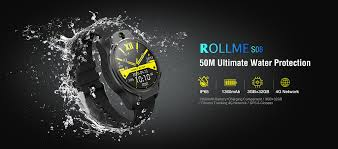 Official Support for the Rollme S08 - Rollme S08 - Full Android Watch