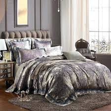 grey paisley bedding grey and purple paisley traditional western royal pattern shabby chic full queen size