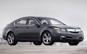 2012 Acura TL SH-AWD First Test - Motor Trend
