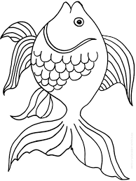 Small Picture Goldfish coloring pages Download and print Goldfish coloring pages