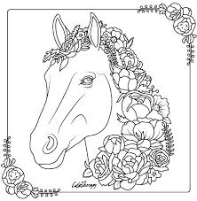 horse coloring pages horse coloring pages printable