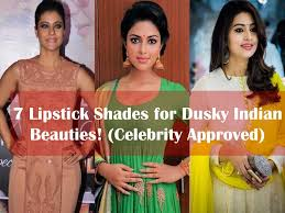 7 lipstick shades for wheatish indian