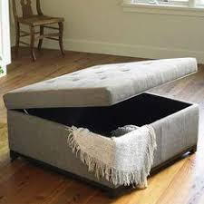 storage ottoman coffee table. 21 Ways To Make Your Montreal Apartment Look Bigger. Ottoman StorageFootstool With StorageMission HillsCocktail Storage Coffee Table E