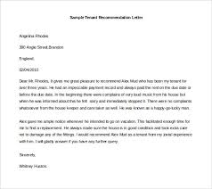 Letter Of Recomendation Example Free Letter Of Recommendation Examples Samples Free