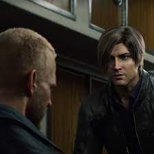 Netflix's Resident Evil: Infinite ...