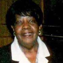 Mary Jeanette Johnson Obituary - Visitation & Funeral Information