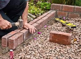 cost to build a brick wall 2021 brick