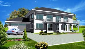 house plans nhyira house has an open floor plan with a grand staircase in the foyer a cozy lounge perfect for entertaining guests which opens to a