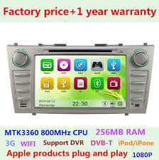 Factory Price Touch Screen Car DVD Player for Toyota Camry Aurion ...