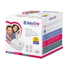 Компрессорный <b>небулайзер B</b>.<b>Well MED</b>-<b>121</b> – купить в интернет ...