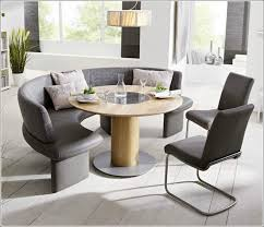 contemporary furniture dining tables. contemporary dining room with a curved seat furniture tables