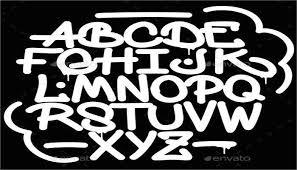 23 premium graffiti style fonts free
