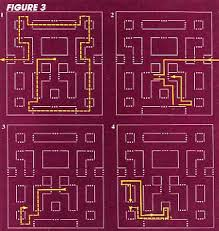 Pac Man Pattern Enchanting Arcade Games Mastering PacMan Plus And Super PacMan