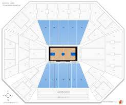 Wintrust Arena Seating Chart With Rows Wintrust Arena Depaul Seating Guide Rateyourseats Com