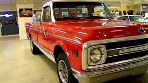 1970 Chevy C10 Pickup Truck For Sale - YouTube