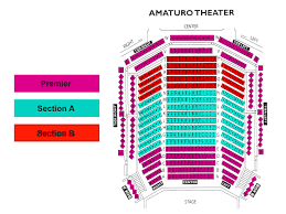 Symphony Of The Americas Broward Center Seating Chart