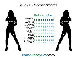 Beachbody Measurements Tracker Lamasa Jasonkellyphoto Co