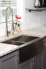 a sink kitchen sinks top mount farmhouse sink