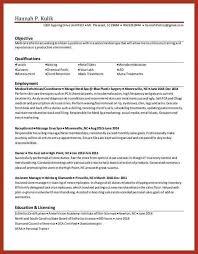 Download Free Esthetician Resume Examples Esthetician Resume Sample