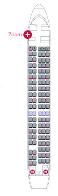 Seat Maps Virgin Australia