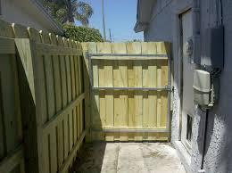 wood fence gate. Wood Fence Gate