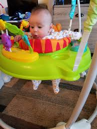 Jumperoo/bouncer age - August 2017 Babies | Forums | What to Expect