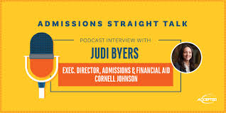 how to show fit cornell johnson s mba program accepted interview cornell johnson s exec director of admissions and financial aid