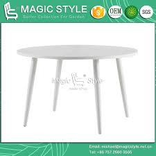 china outdoor aluminum dining table garden round table kd dining table modern aluminum coffee table china garden furniture outdoor furniture