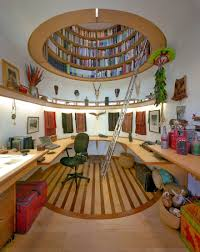 Perfect Cool Houses Inside 3 Ceiling Library To Beautiful Design