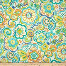 Swavelle/Mill Creek Indoor/Outdoor Bronwood Caribbean - Discount ... & Swavelle/Mill Creek Indoor/Outdoor Bronwood Caribbean - Discount Designer  Fabric - Fabric.com Adamdwight.com