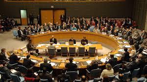 بدء جلسة مجلس الأمن الدولي بشأن سد النهضة الإثيوبي - اخبار عاجلة