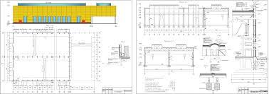 Проект промышленного здания скачать Чертежи РУ Курсовая работа Промышленное здание г