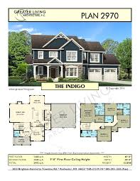 plan 2970 the house plans 2 story house plan greater living from small house design on