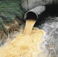 Загрязнение океана сточные воды