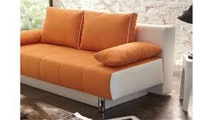 Schlafsofa Orange Gros Schlafsofa Schlafcouch 2 #16580 Haus ...