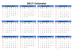 2017 calendars by month blank 2017 calendars templates franklinfire co