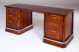 Executive Desk From Locally Grown Wood