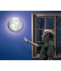 excluzy healing moon light in my room night lamp lamp with remote