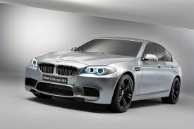 Coupe Series 2012 bmw m5 review : 2012 BMW M5 Concept Officially Revealed