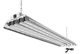 Lithonia Lighting 1284GRD RE 4-Light Heavy Duty Shoplight - Ceiling ...