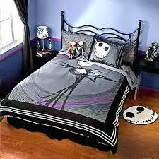 jack bed set co skellington bedding