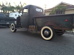 Projects - 1937 Chevy truck aka 19dirty7 chevy | The H.A.M.B.