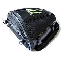 Zappus <b>Motorcycle Tail Bag Motorcycle</b> Sport Back <b>Seat Bag</b> ...