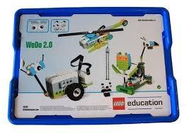 Электромеханический <b>конструктор LEGO</b> Education WeDo 2.0 ...