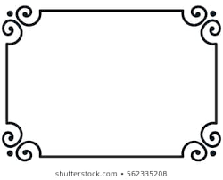 Image Ikea Ribba Frame Border Line Page Vector Vintage Simple Shutterstock Rectangle Border Images Stock Photos Vectors Shutterstock