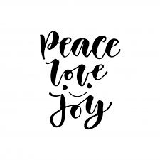 Peace Love Joy Quotes Impressive Peace Love Joy Quotes New Modern Vector Letteringinspirational Hand