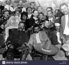 emiliano zapata and pancho villa. Otilio Montano Emiliano Zapata Holding Sombero Pancho Villa Et Rvolutionnaires Le Dcembre 1914 On And